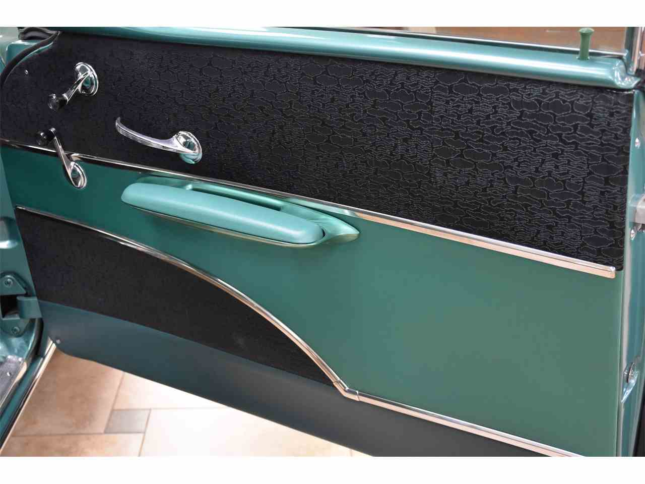 Large Picture of '57 Chevrolet Bel Air located in Florida Auction Vehicle - MH2G
