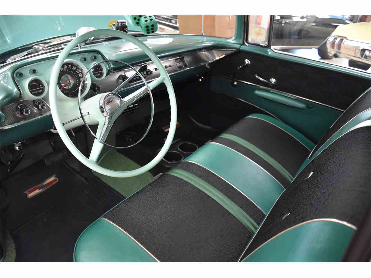 Large Picture of Classic '57 Bel Air located in Florida Auction Vehicle - MH2G