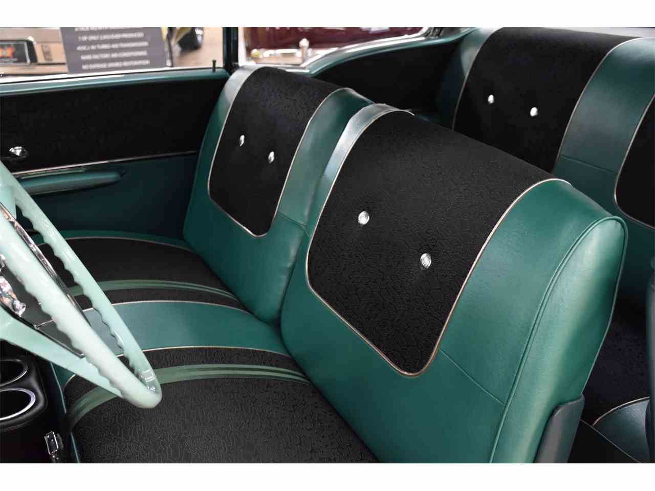 Large Picture of '57 Bel Air located in Florida Auction Vehicle Offered by Ideal Classic Cars - MH2G