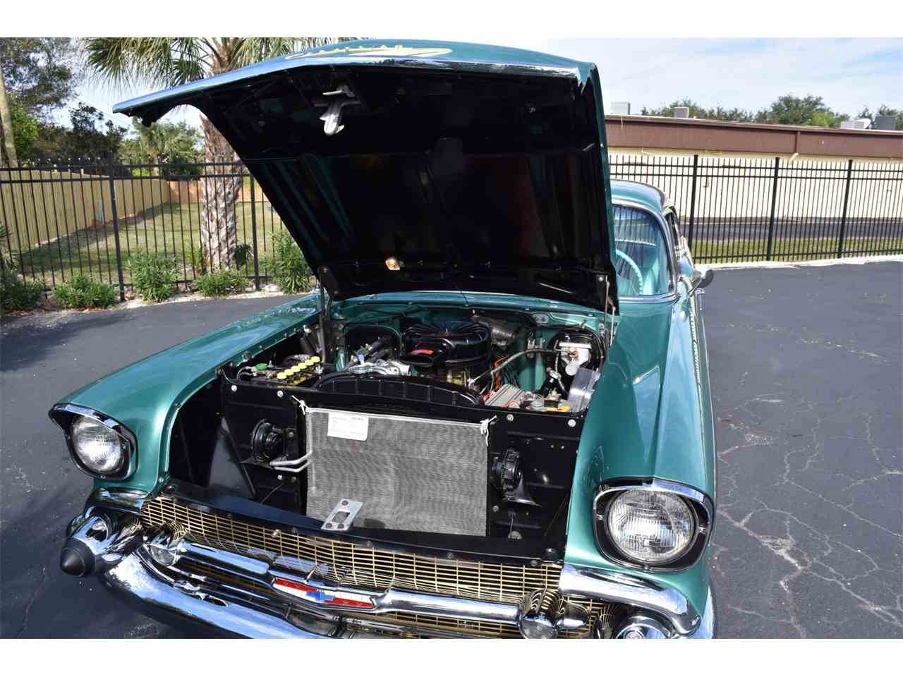 Large Picture of Classic 1957 Chevrolet Bel Air Auction Vehicle Offered by Ideal Classic Cars - MH2G