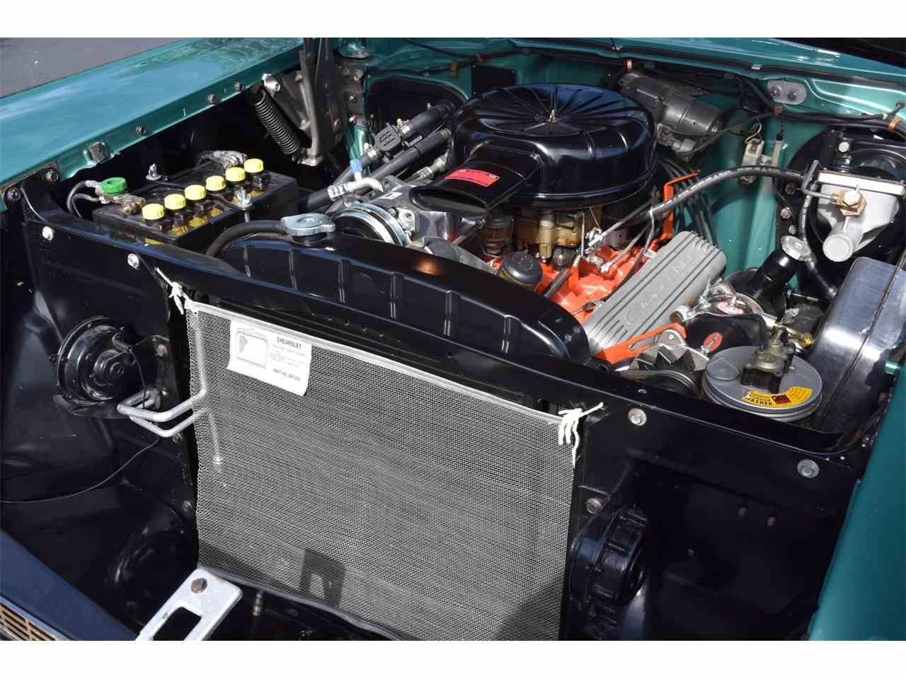 Large Picture of Classic '57 Bel Air Auction Vehicle - MH2G