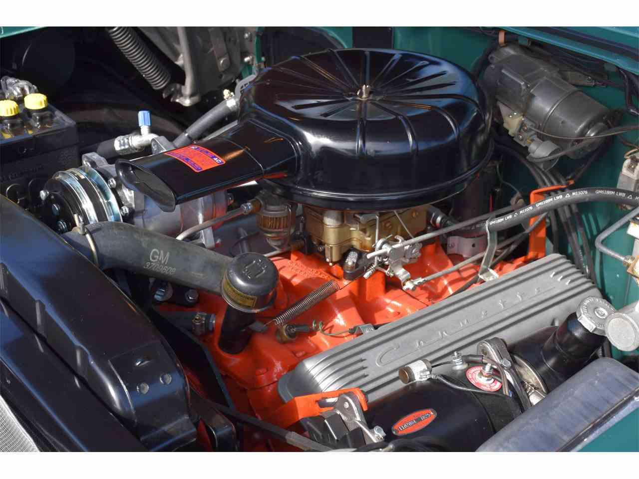 Large Picture of 1957 Chevrolet Bel Air located in Florida Auction Vehicle - MH2G
