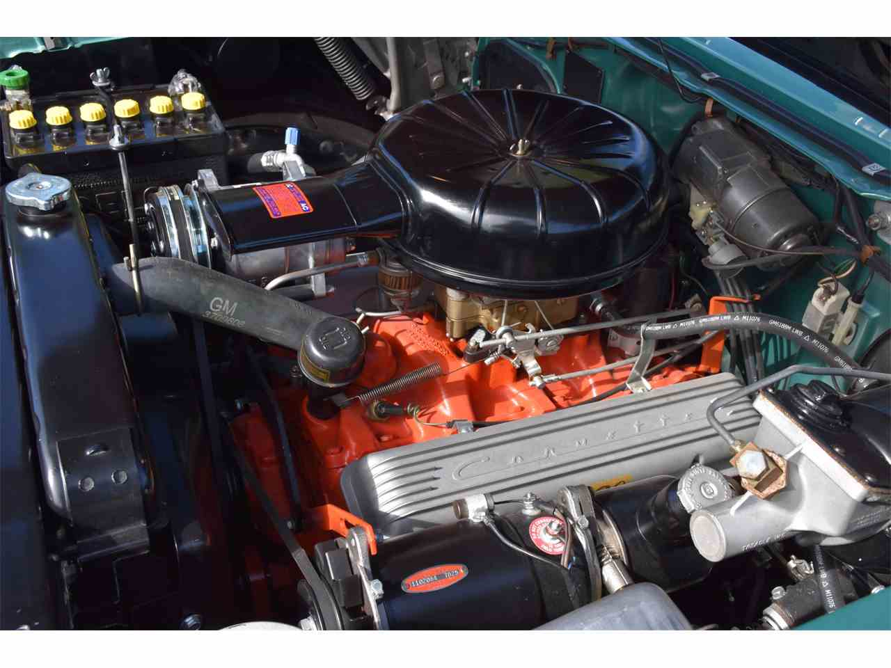 Large Picture of '57 Chevrolet Bel Air Offered by Ideal Classic Cars - MH2G