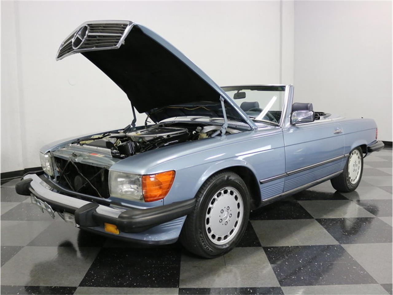 Large Picture of '88 560SL - MH2K