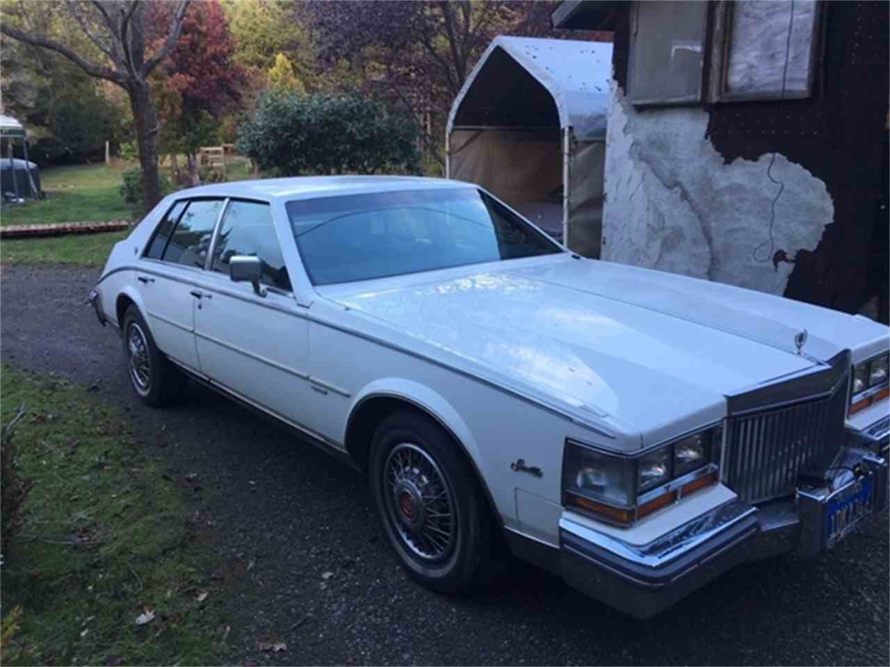 1981 Cadillac Seville for Sale | ClicCars.com | CC-1048559