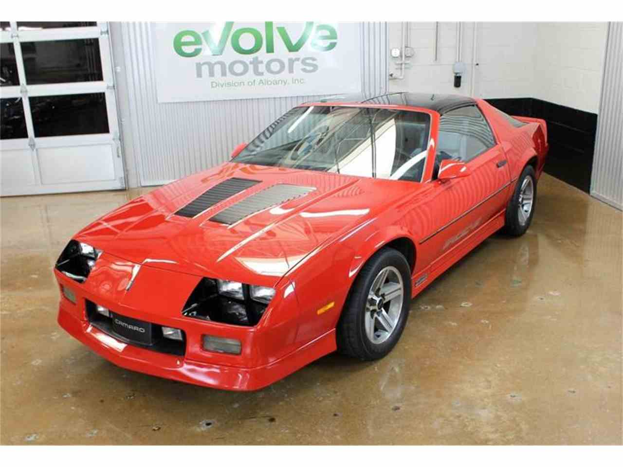 Large Picture of 1985 Chevrolet Camaro located in Chicago Illinois Offered by Evolve Motors - MH2P