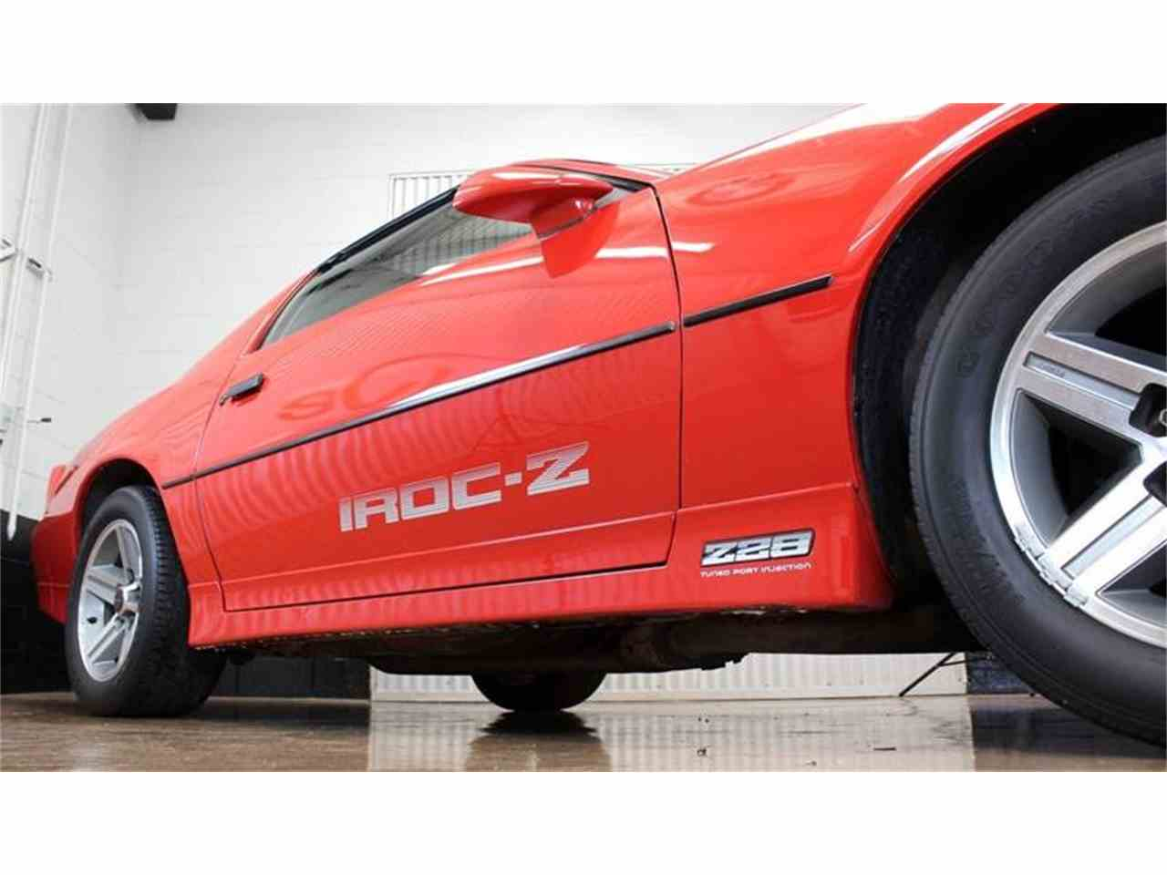 Large Picture of 1985 Camaro Offered by Evolve Motors - MH2P