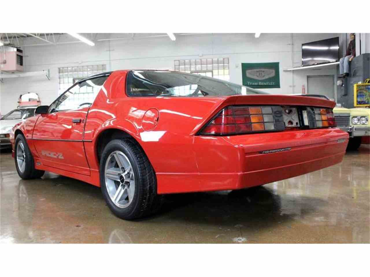 Large Picture of 1985 Camaro located in Illinois Offered by Evolve Motors - MH2P