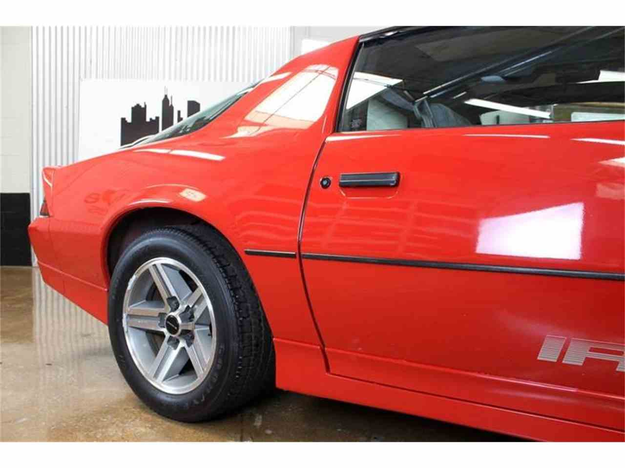 Large Picture of '85 Chevrolet Camaro located in Illinois Offered by Evolve Motors - MH2P