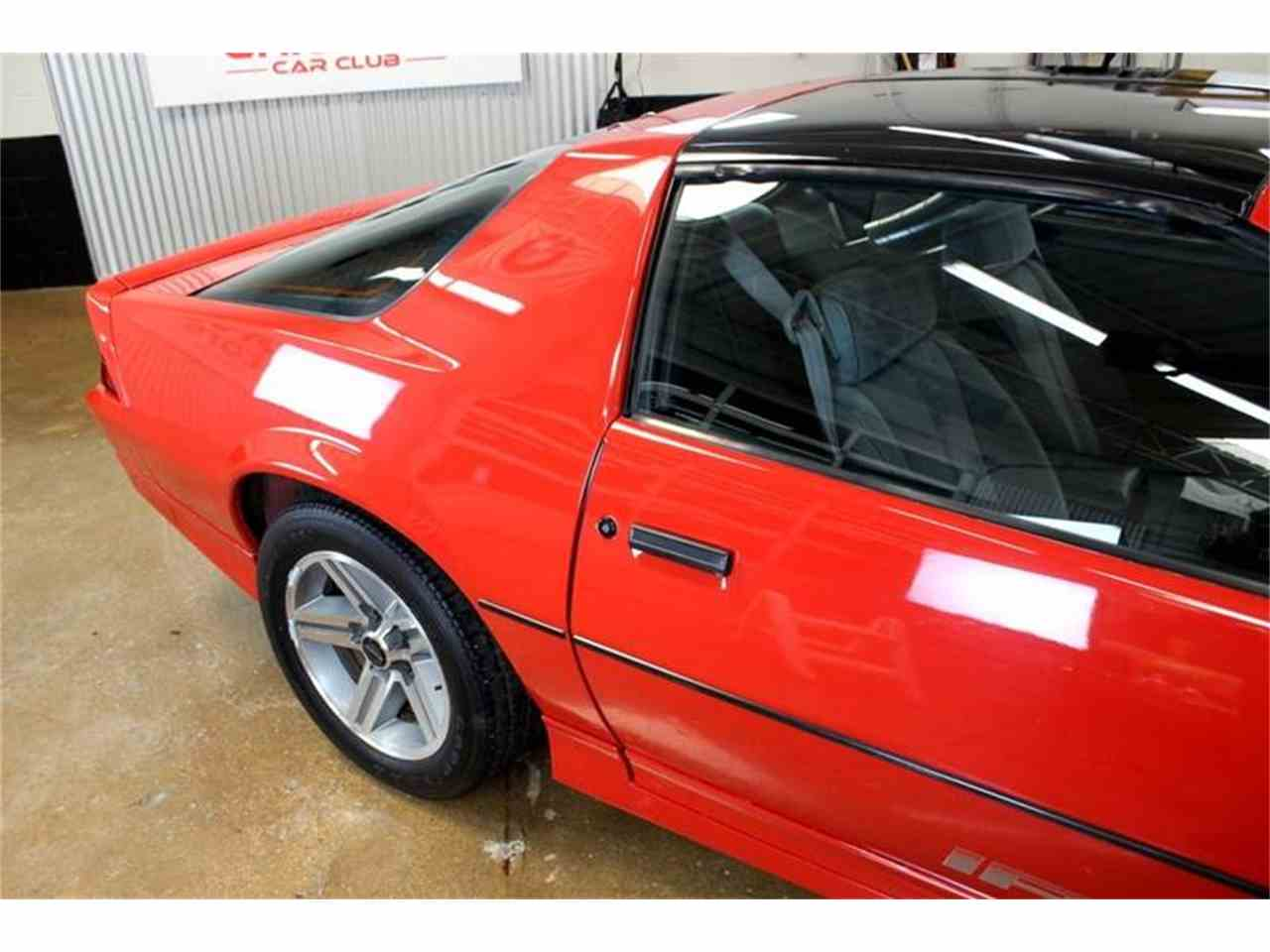 Large Picture of '85 Chevrolet Camaro located in Illinois - $13,900.00 - MH2P