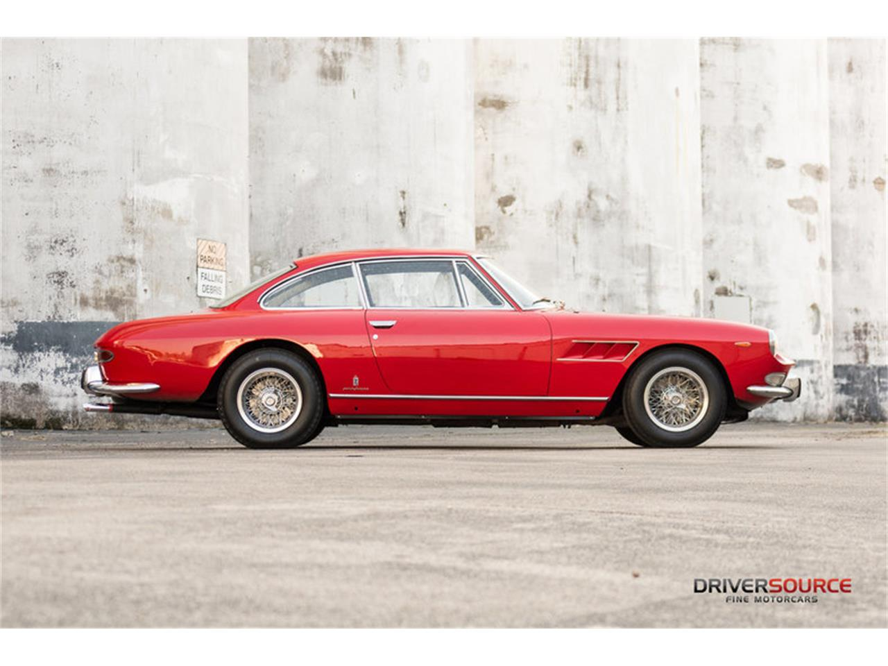 Large Picture of Classic '66 Ferrari 330 GT located in Houston Texas Offered by Driversource - MH2U