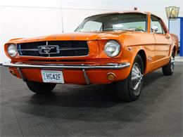 Picture of Classic 1965 Mustang located in Indianapolis Indiana Offered by Gateway Classic Cars - Indianapolis - MB4P
