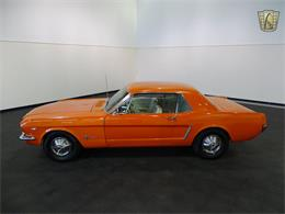 Picture of Classic 1965 Ford Mustang Offered by Gateway Classic Cars - Indianapolis - MB4P