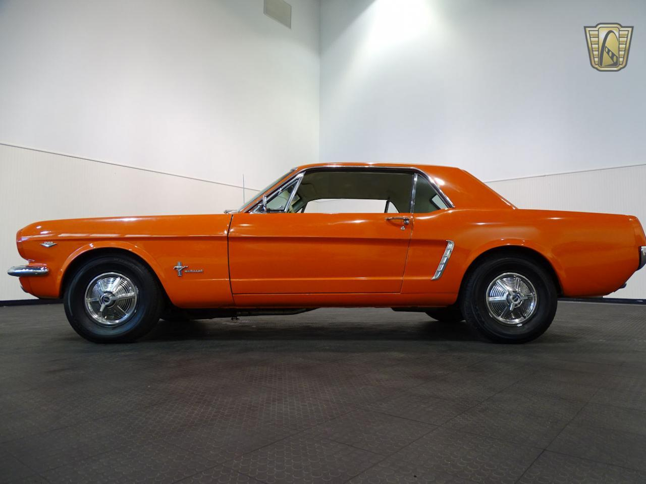 Large Picture of Classic 1965 Ford Mustang - $20,995.00 Offered by Gateway Classic Cars - Indianapolis - MB4P