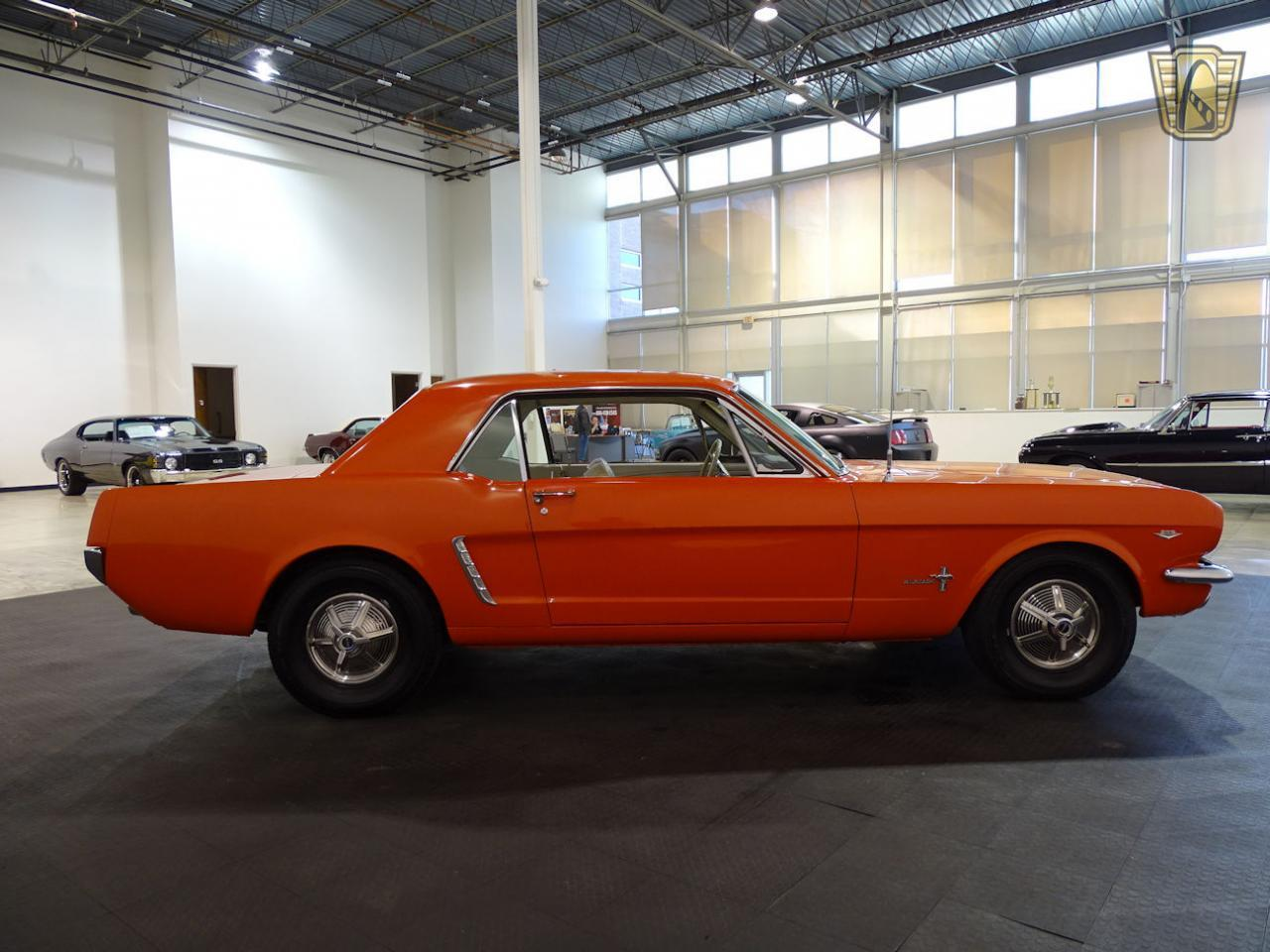 Large Picture of 1965 Ford Mustang located in Indiana Offered by Gateway Classic Cars - Indianapolis - MB4P