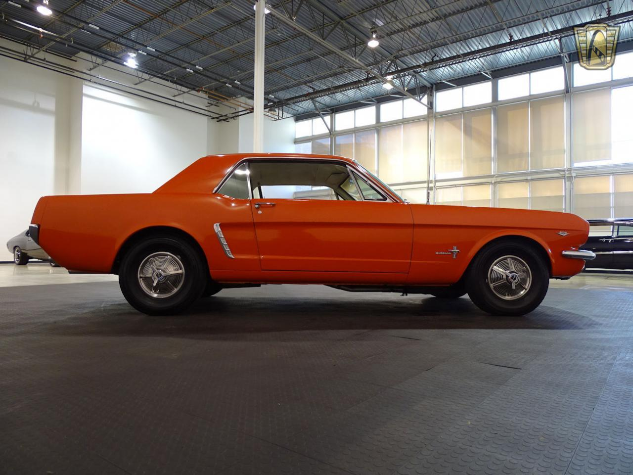 Large Picture of '65 Ford Mustang - $20,995.00 Offered by Gateway Classic Cars - Indianapolis - MB4P
