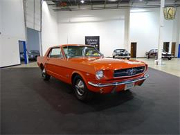 Picture of '65 Ford Mustang located in Indiana Offered by Gateway Classic Cars - Indianapolis - MB4P