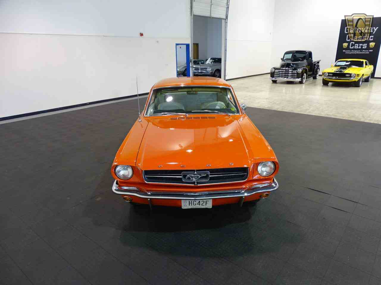 Large Picture of '65 Mustang - MB4P