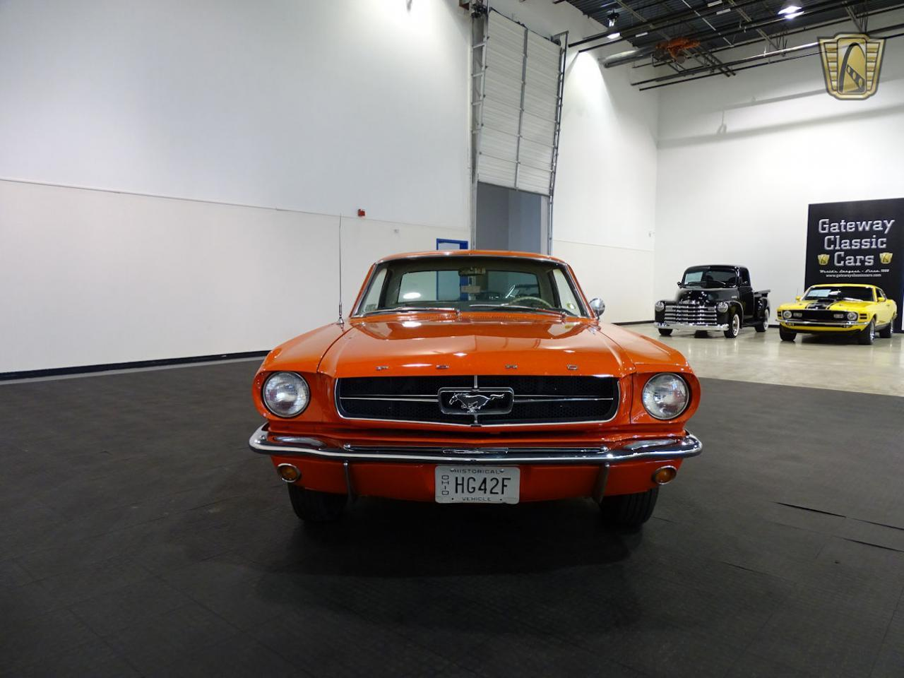 Large Picture of 1965 Mustang located in Indiana Offered by Gateway Classic Cars - Indianapolis - MB4P