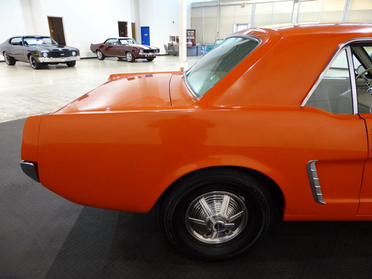 Large Picture of Classic '65 Ford Mustang located in Indiana Offered by Gateway Classic Cars - Indianapolis - MB4P