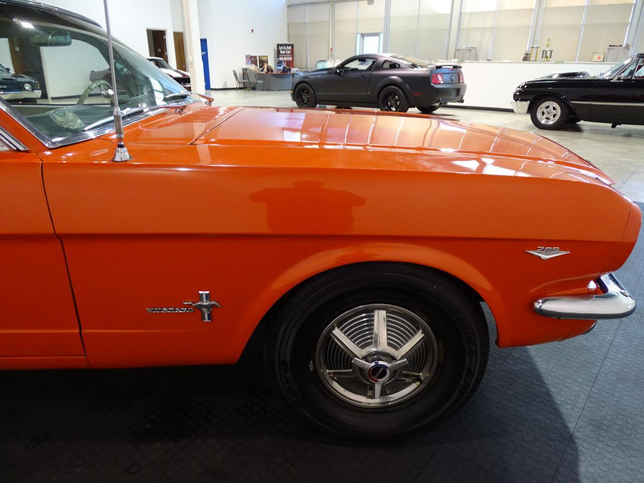 Large Picture of Classic '65 Ford Mustang located in Indiana - MB4P