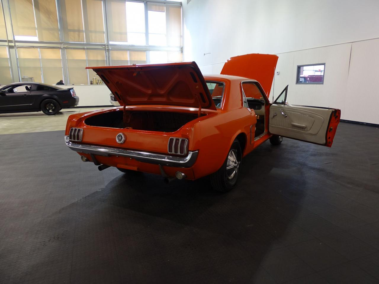 Large Picture of 1965 Mustang - MB4P