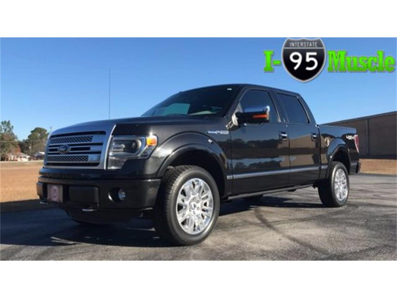 Large Picture of 2014 Ford F150 located in Hope Mills North Carolina Offered by I-95 Muscle - MH32
