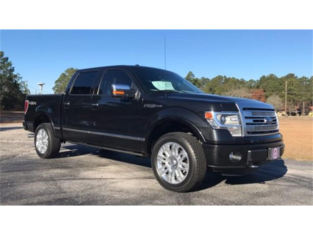 Large Picture of 2014 Ford F150 located in North Carolina Offered by I-95 Muscle - MH32