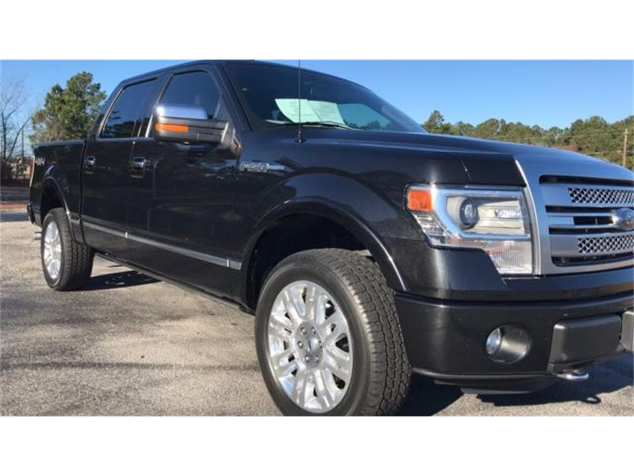 Large Picture of 2014 F150 located in Hope Mills North Carolina Offered by I-95 Muscle - MH32