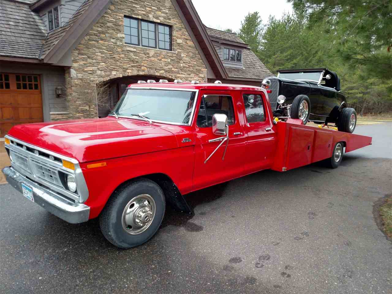 Large Picture of '77 F350 - MH36
