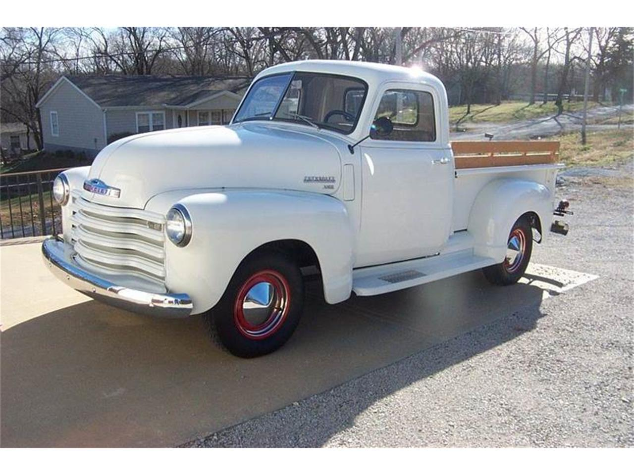 Large Picture of '50 Chevrolet 3100 - MH3L