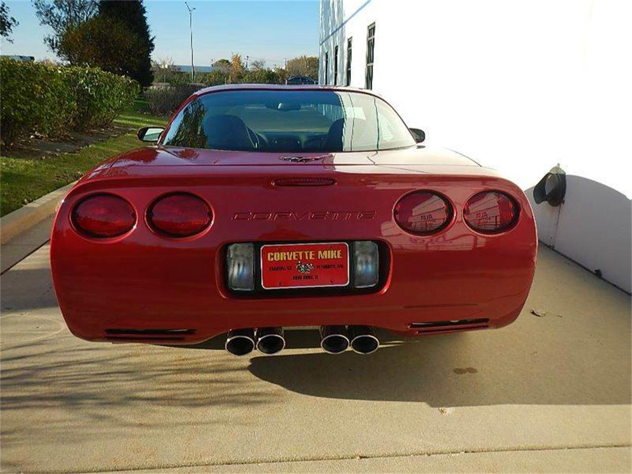 Large Picture of '01 Corvette - MH3Q