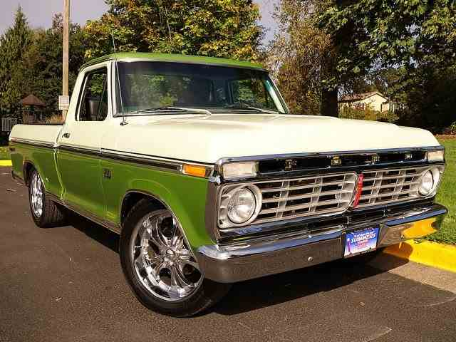 Picture of '73 F100 - MH3U