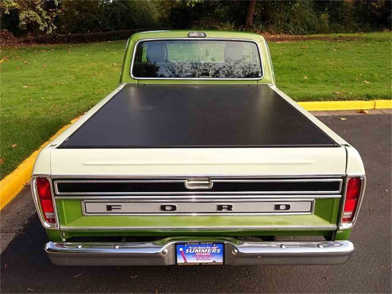 1973 ford f100 for sale cc 1048602. Black Bedroom Furniture Sets. Home Design Ideas
