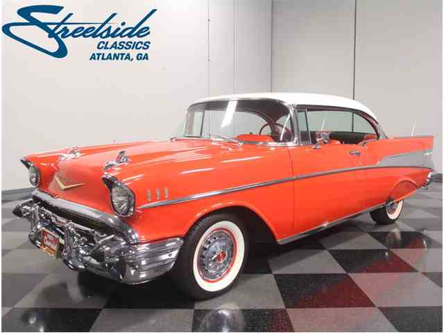 Picture of 1957 Chevrolet Bel Air - $63,995.00 Offered by Streetside Classics - Atlanta - MH3X