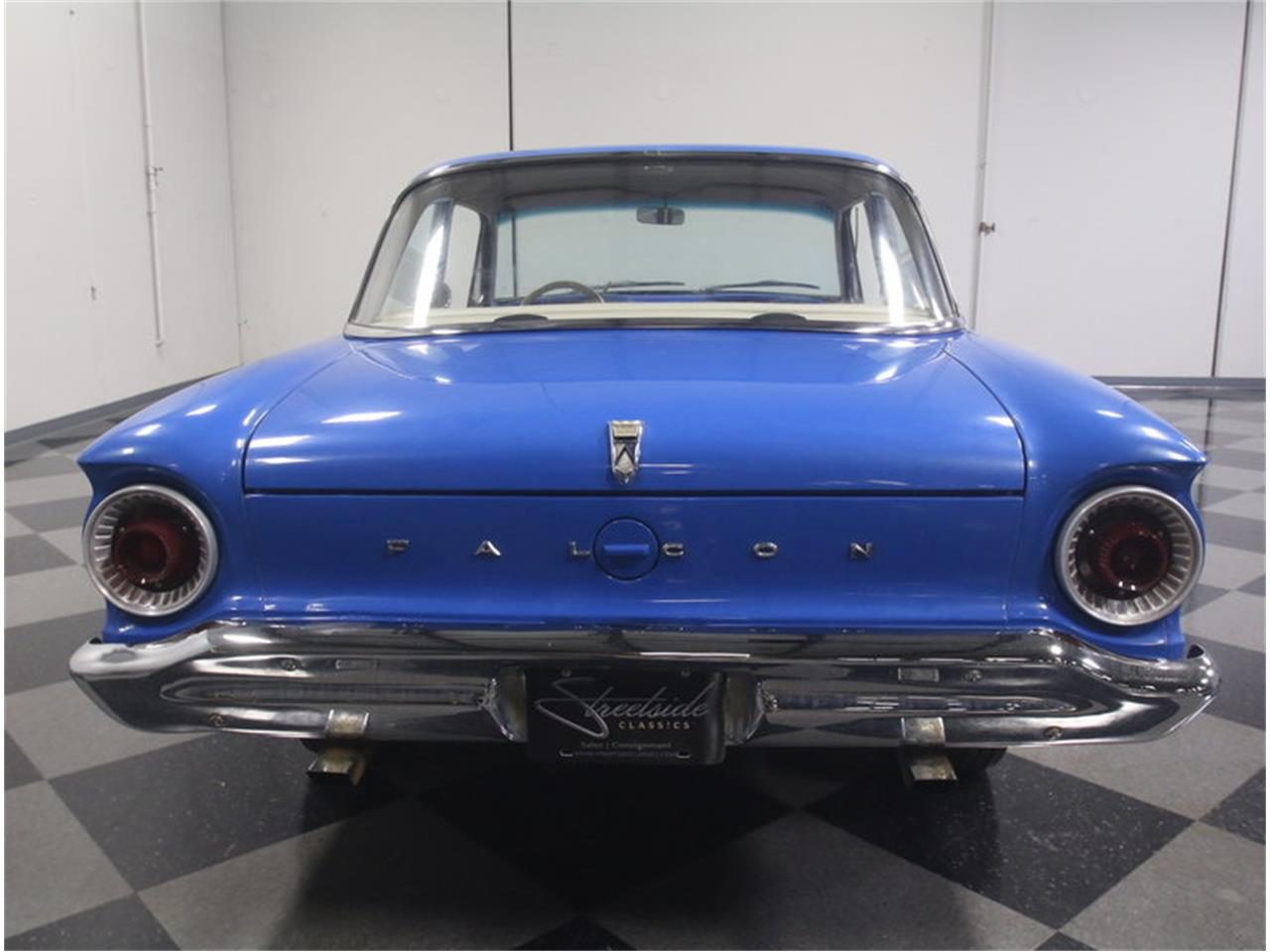 Large Picture of 1962 Ford Falcon - MH3Z
