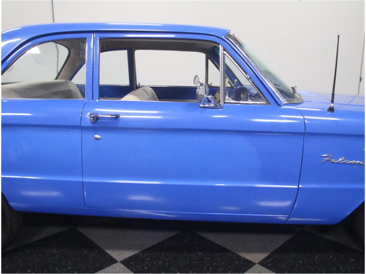 Large Picture of '62 Falcon located in Lithia Springs Georgia Offered by Streetside Classics - Atlanta - MH3Z