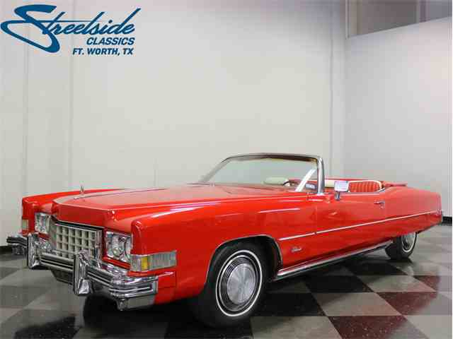 Picture of '73 Eldorado - MH41