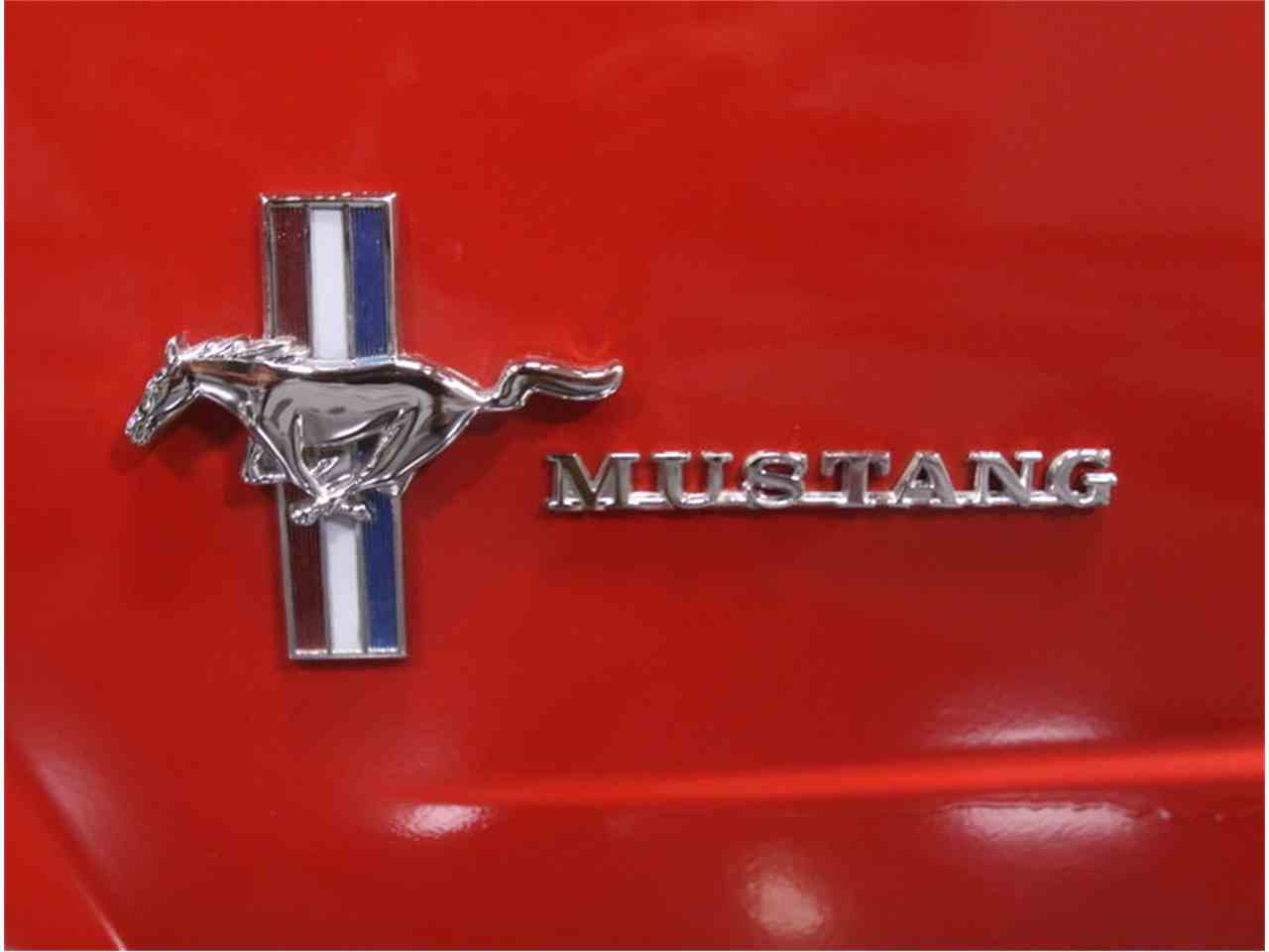 Large Picture of '66 Mustang - MH47