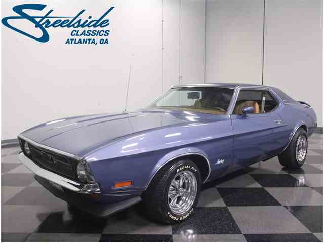 Picture of 1971 Mustang located in Georgia - $23,995.00 - MH48