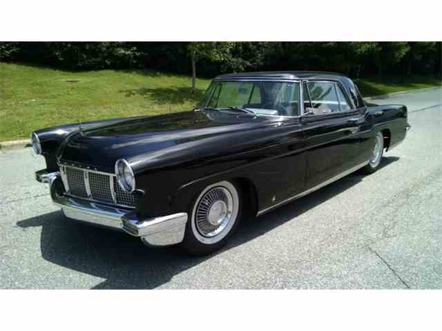 black lincoln continental daily presidential custom for sale driver edition sedan