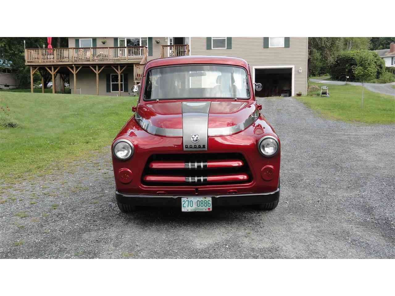 Large Picture of 1954 Dodge Pickup Offered by a Private Seller - MH4U