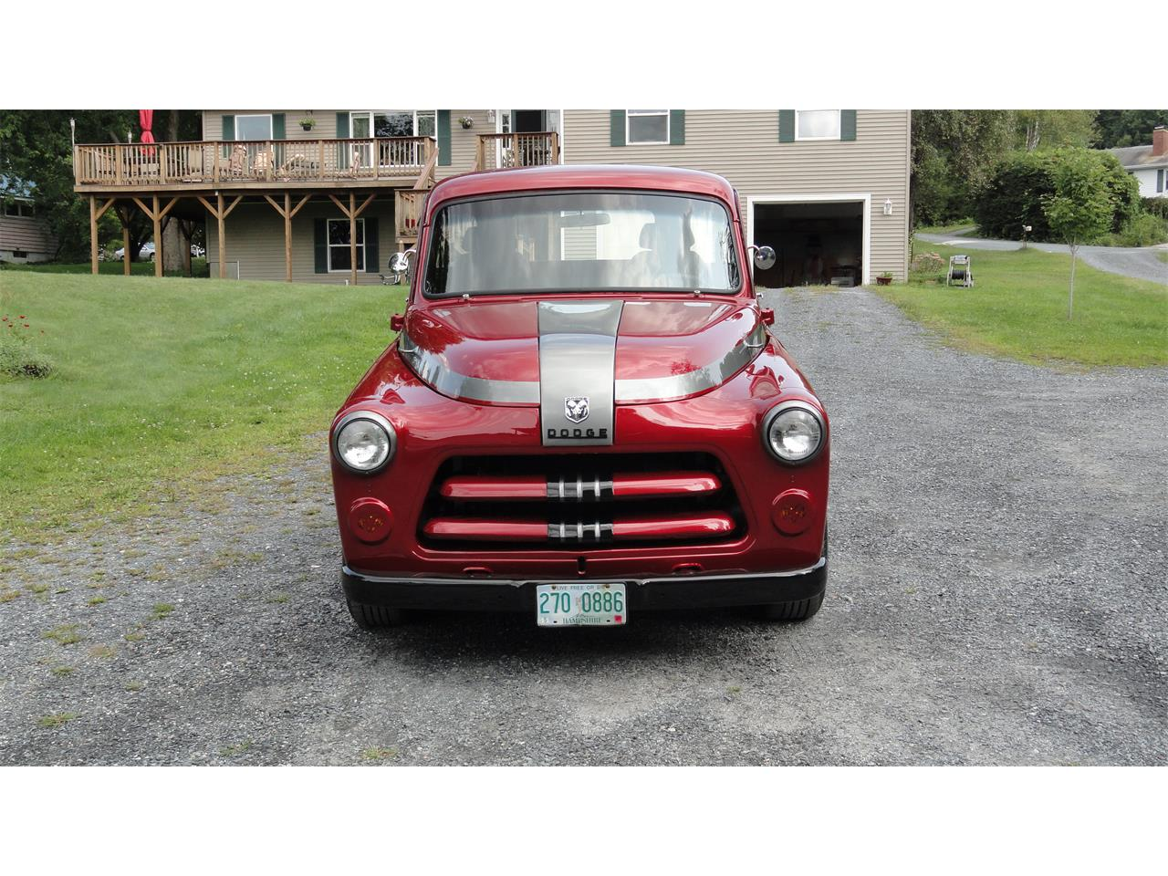 Large Picture of '54 Dodge Pickup - $32,800.00 Offered by a Private Seller - MH4U