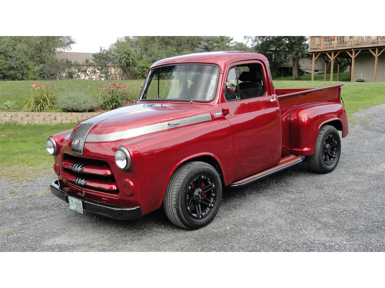 Large Picture of '54 Pickup located in Claremont New Hampshire - MH4U