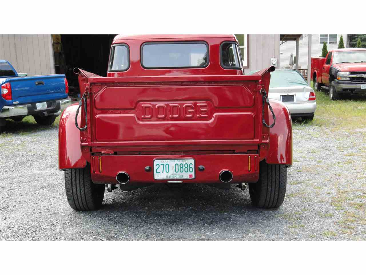 Large Picture of Classic '54 Pickup located in New Hampshire - $32,800.00 - MH4U