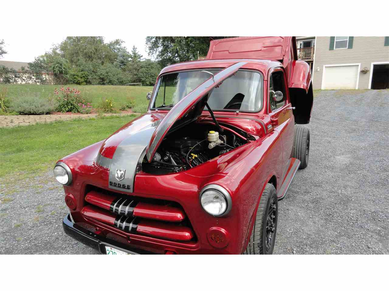 Large Picture of Classic '54 Dodge Pickup located in Claremont New Hampshire - MH4U