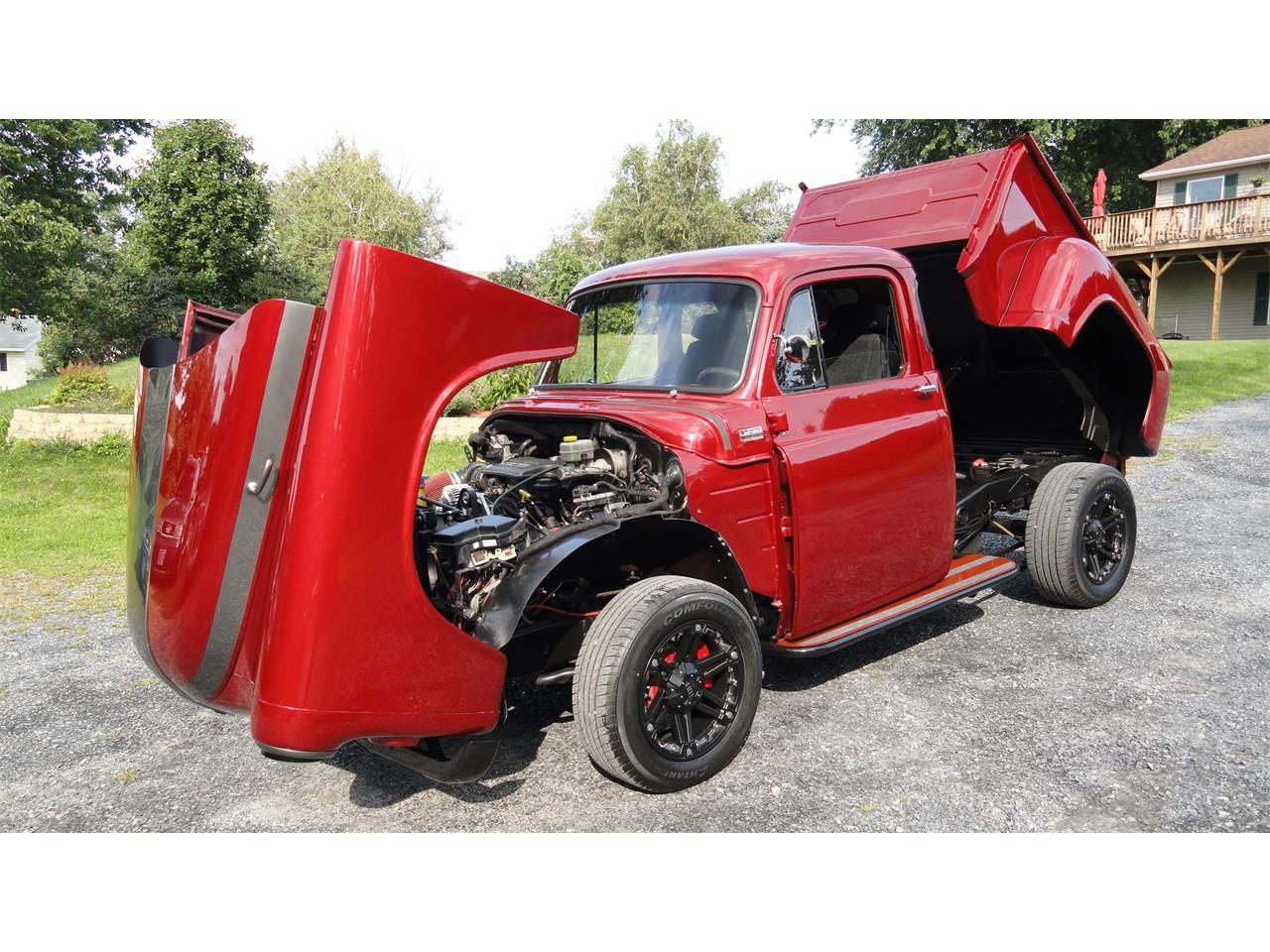 Large Picture of 1954 Pickup - MH4U