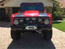 Picture of '70 Bronco - MH4V