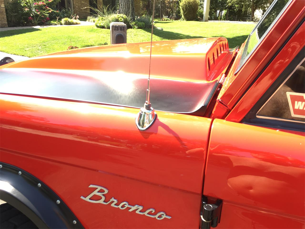 Large Picture of '70 Bronco Offered by a Private Seller - MH4V