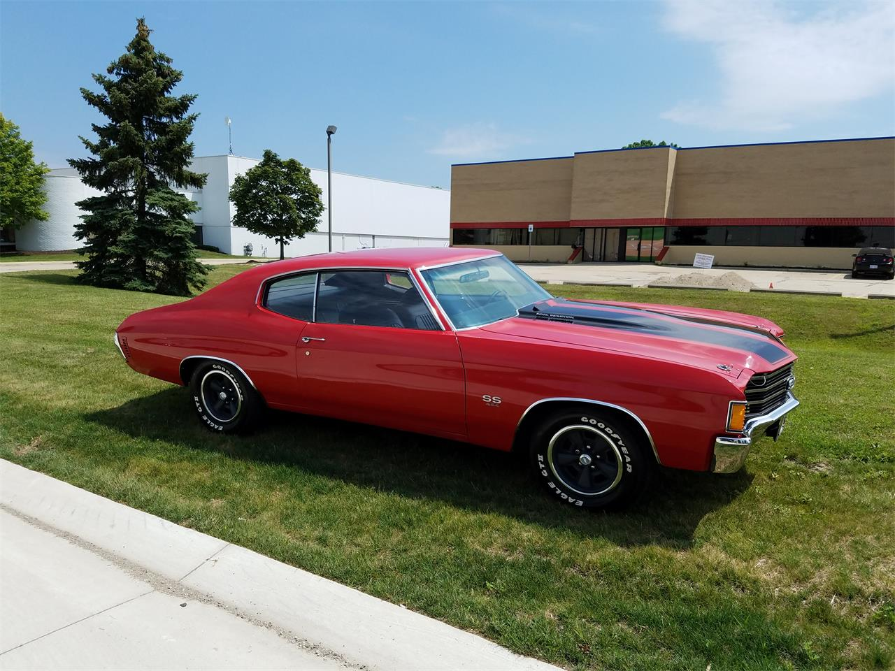 Large Picture of Classic 1972 Chevelle SS located in Rochester Hills Michigan - $45,000.00 - MH4Z
